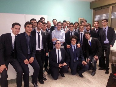 Studenti dell'Innovation Day di ELIS College