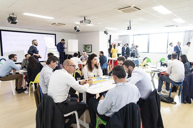 Tavoli di lavoro - KICK OFF OPEN ITALY ORVIETO